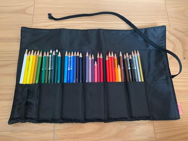 油性色鉛筆②