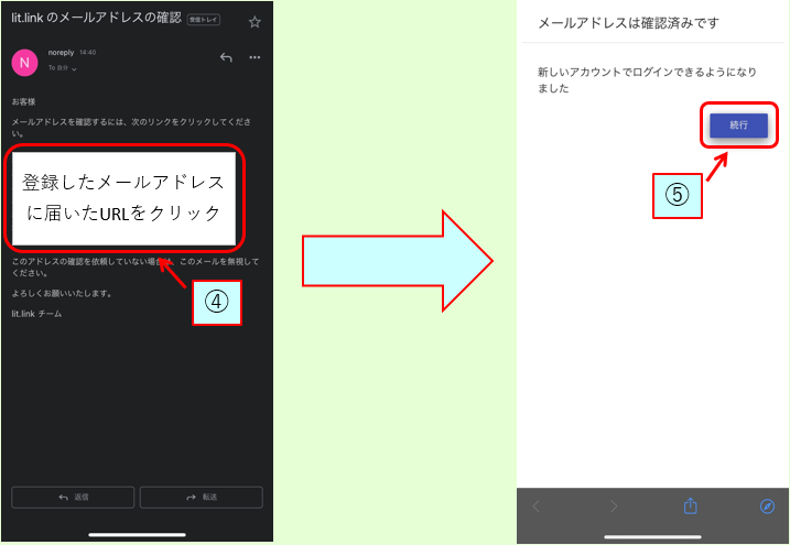 Lit.Link登録手順③